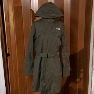 North Face Mid Length Jacket